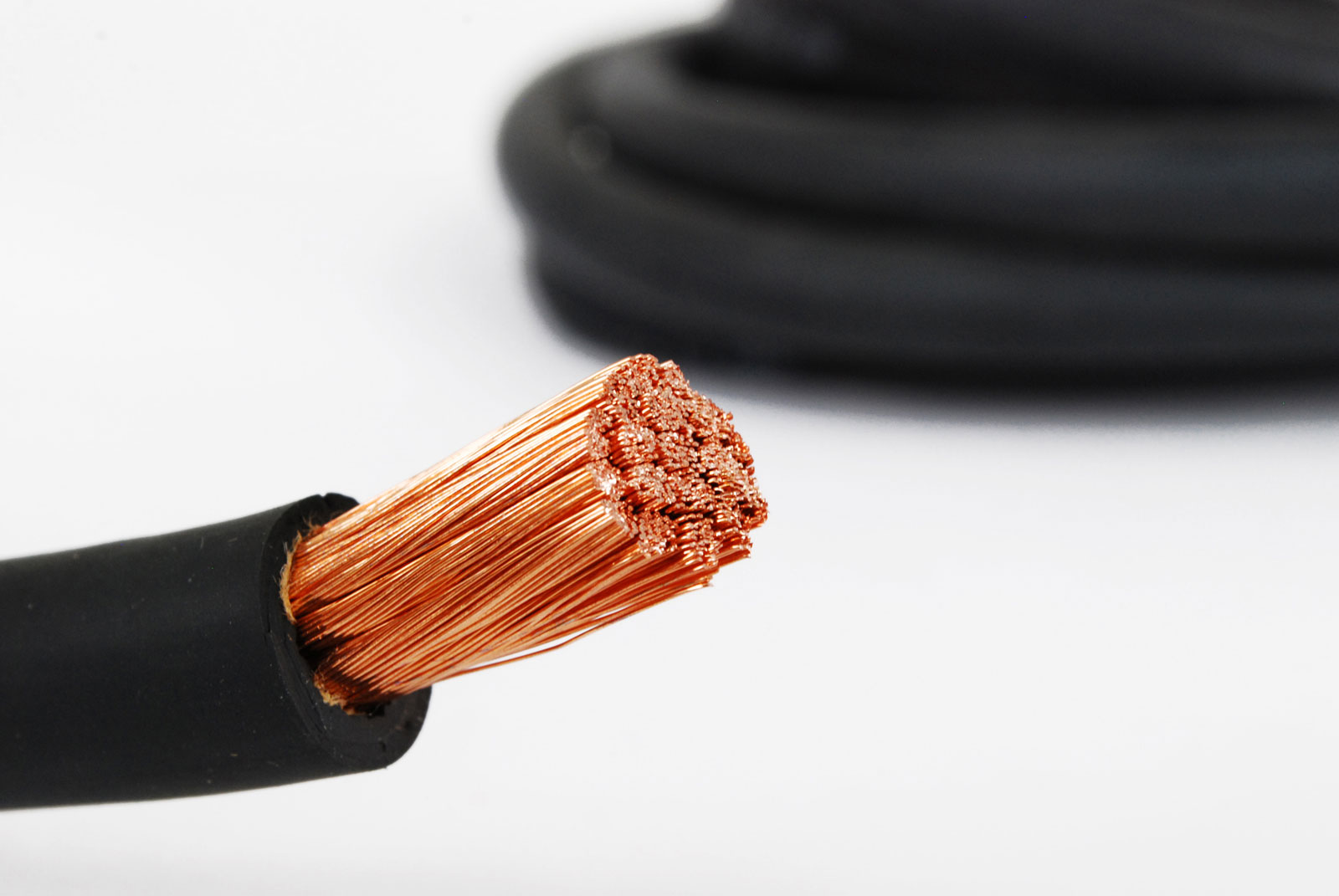 TEMCo 1 Gauge AWG Welding Lead & Car Battery Cable Copper Wire ...