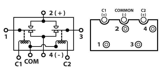 dc reversing relay wiring diagram get free image about wiring diagram
